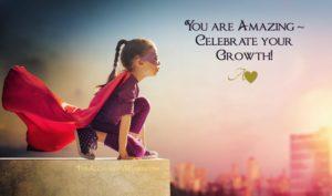 celebrate growth